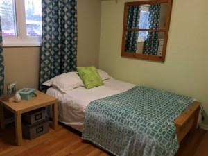 Bedroom 1 – Before and After